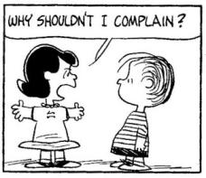 The Twenty-One-Day No-Complaint Challenge
