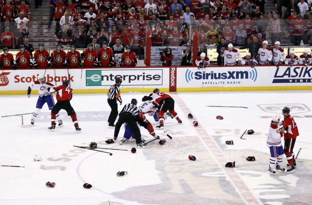 Why I Like Hockey Fights
