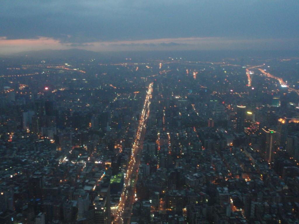 The Elephant Travels: The Taipei 101 Story