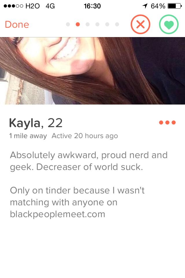 Tinder huge cock