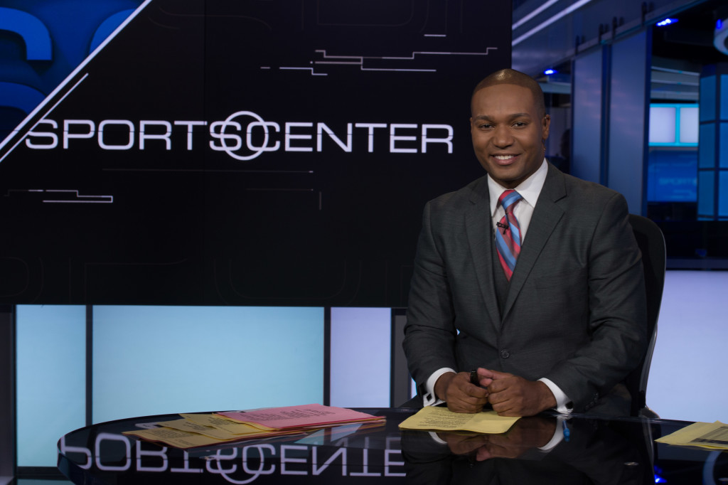 How to Become an ESPN SportsCenter Anchor with Darren Haynes