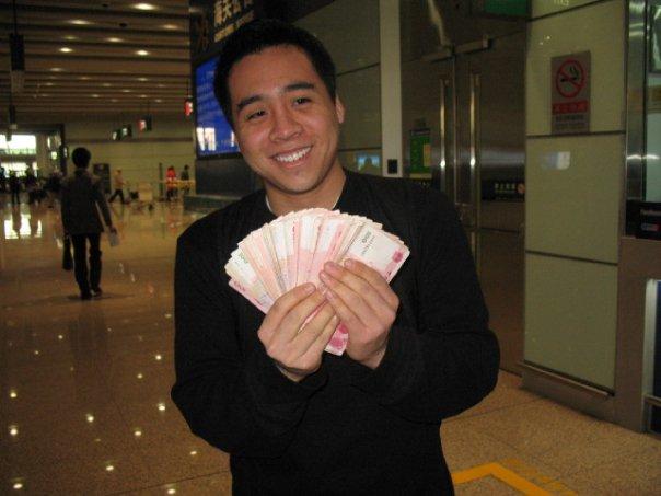 anthony china money